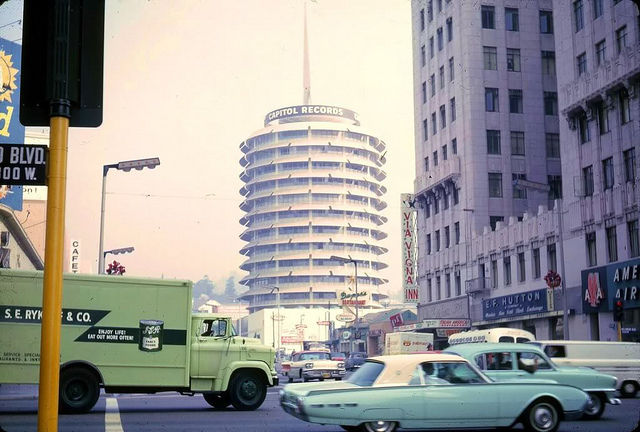 Dated Photos of Los Angeles from 1898 to the 1960s