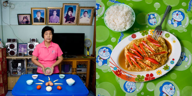 Grandmothers of the World and the Meals They Are Most Proud of
