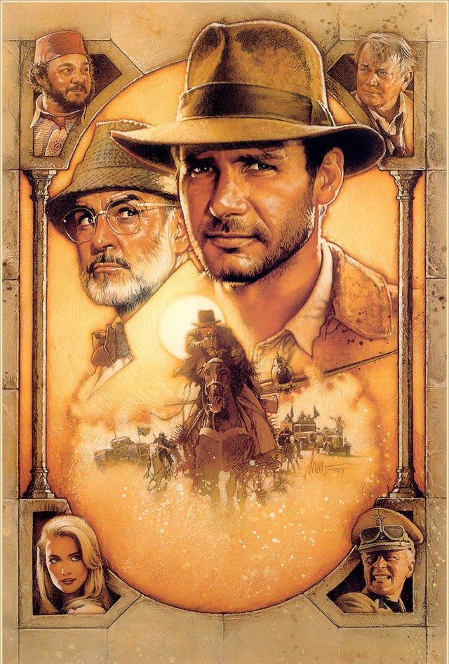 The Man Behind Old-School Movie Posters