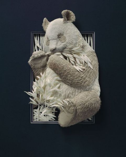 Extraordinary Paper Art That Is Completely Mindblowing