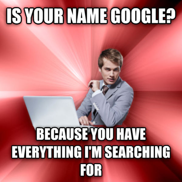 """Mr """"Overly Suave IT Guy"""" Is Every Geeky Girls Dream Man"""