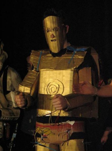 Halloween Costumes That Are Too Terrible for Words