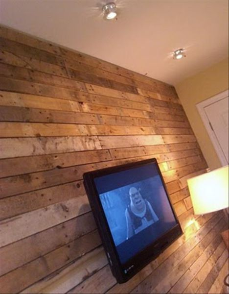 Creative Ways to Re-Use Old Pallets
