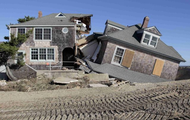 What the City Looks Like One Year after Hurricane Sandy