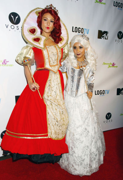 A Roundup of the Best Celebrity 2013 Halloween Costumes