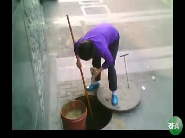 Disgusting: How Gutter Oil Is Made and Used to Cook in China