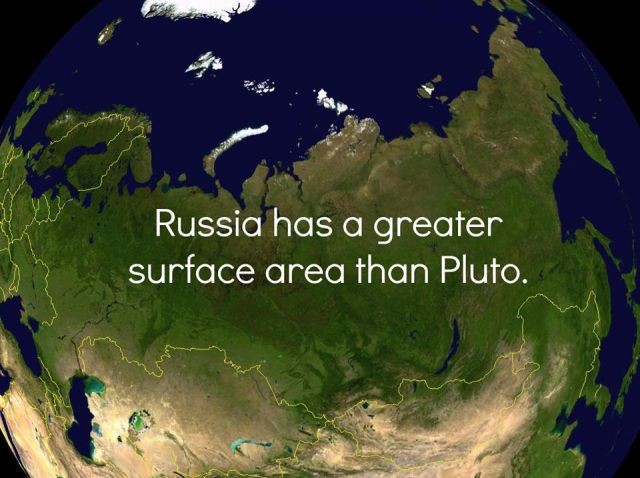 Facts and Photos about Science That Will Totally Rock Your World
