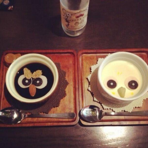 The New Strange Café Is a Soaring Success