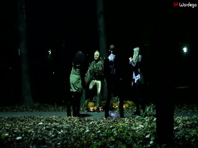 Funny Jack-O-Lantern Halloween Scare Prank