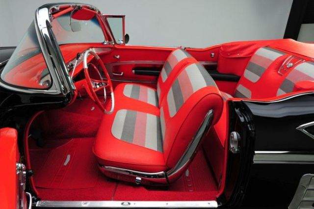 Awesome Interiors of Great Cars