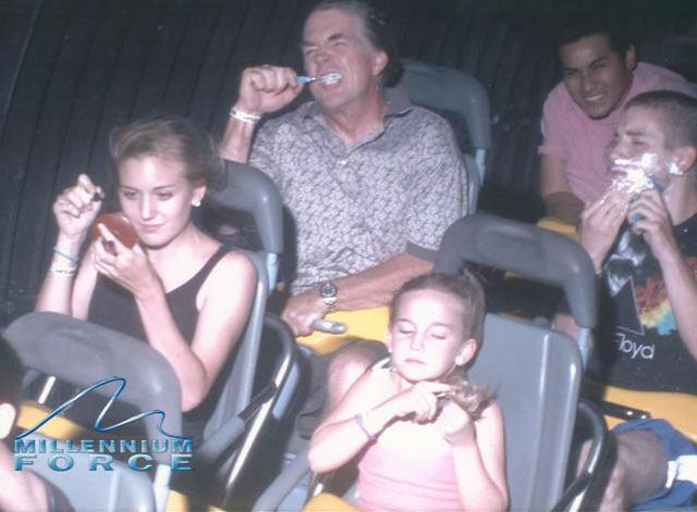 Rollercoaster Photographs That Are Simply Legendary