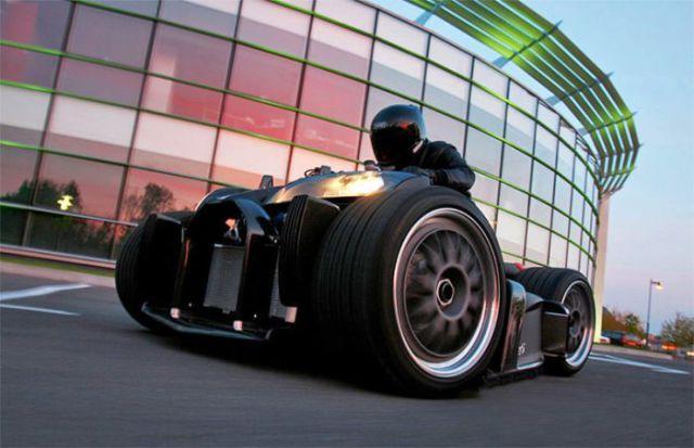 Ferrari's Amazing New Super-Hot 4-Wheel Vehicle
