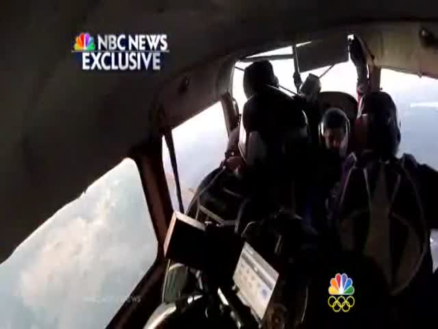 Two Planes Full with Skydivers Collide Midair, Everyone Jumps in Time!