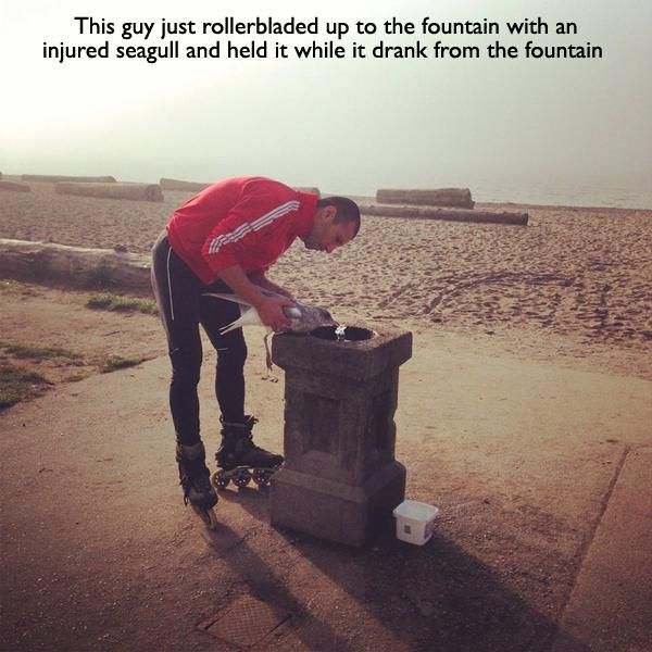 Extraordinary Acts of Kindness for No Reason