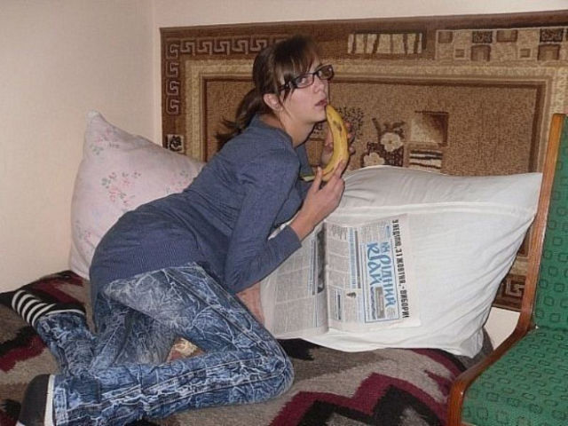 Cringe-Worthy and Totally Awkward Photos from Russian Dating Sites