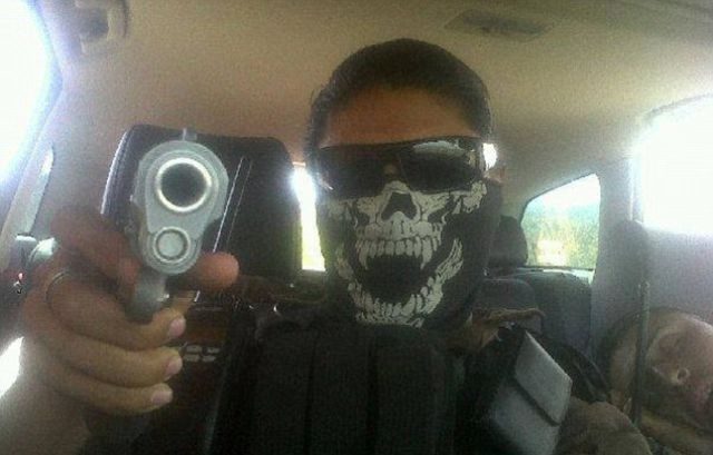 Mexican Drug Cartels Now Use Facebook for Publicity