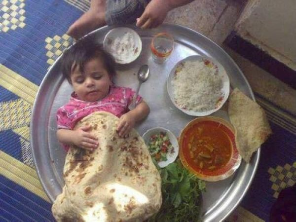 Babies Who Totally Get Food Addiction