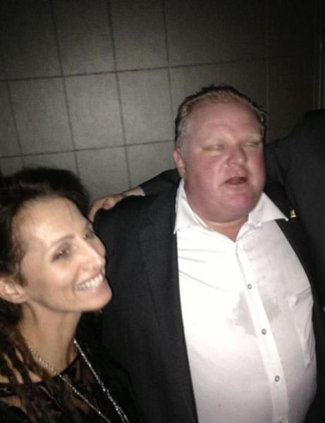 Photos of Toronto's Druggie Mayor