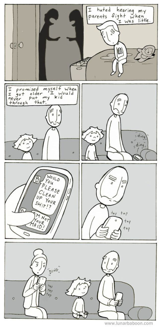 The Best Selection of Lunarbaboon Comics to Entertain You Today