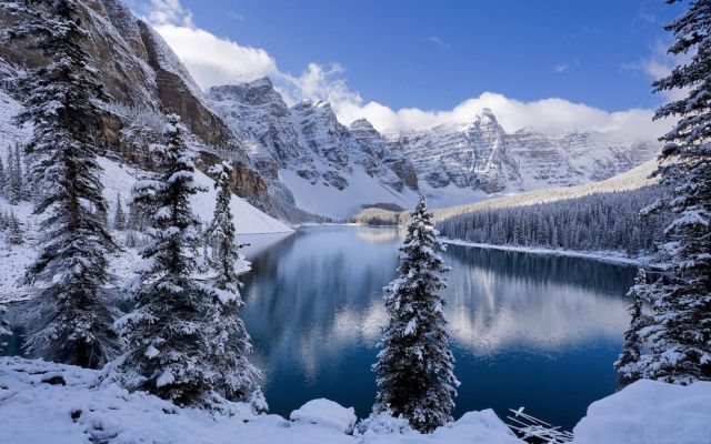 Cities, Towns and Places That Are Actually Better in Winter