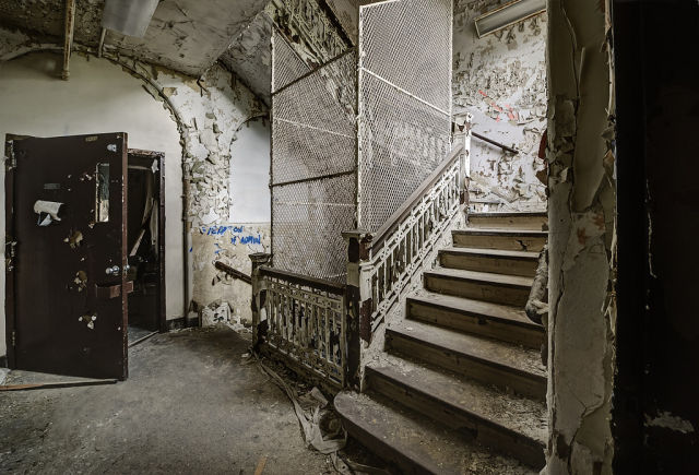 Beautiful and Captivating Abandoned Places