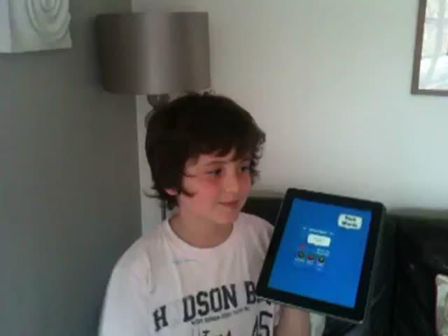 10-Year-Old Scottish Boy Can Fluently Talk Backwards