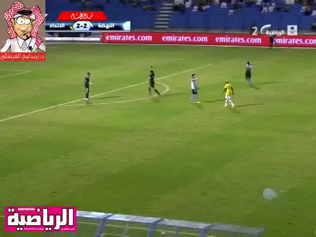 Cool Act of Fair Play during Soccer Game