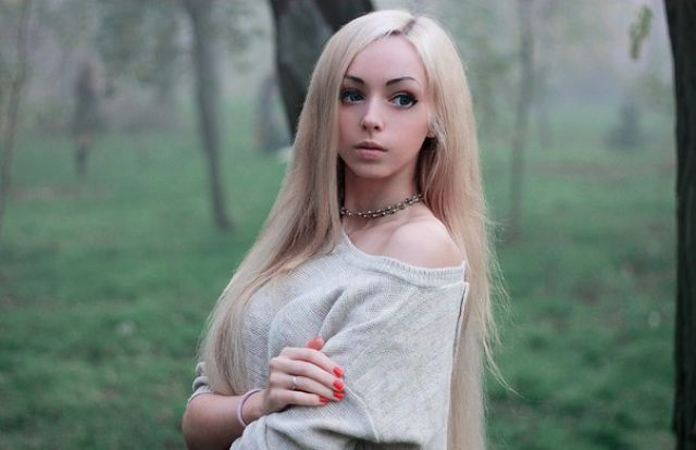 Another Living Doll from Ukraine