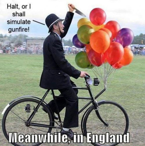 For the Love of All Things British
