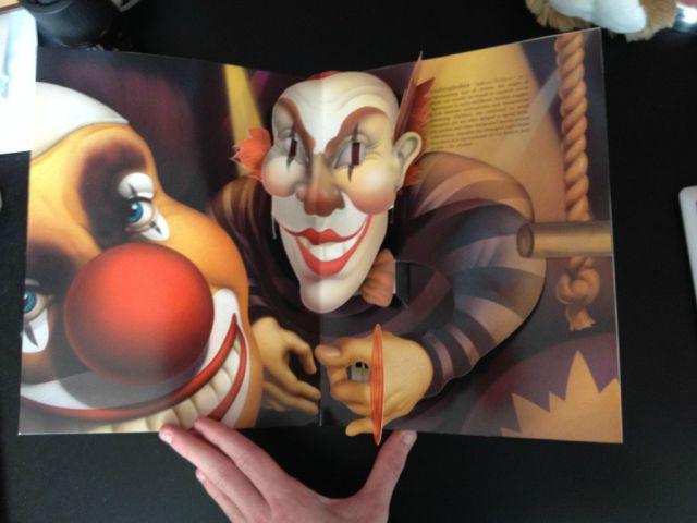 Pop-Up Book Explores the Biggest Phobias