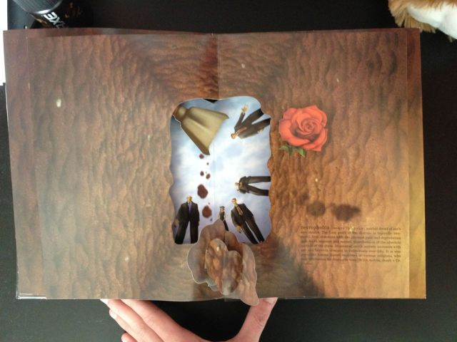 Pop-Up Book Explores the Biggest Phobias