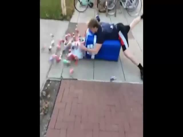 College Dude's Funny and Crazy Vine Videos