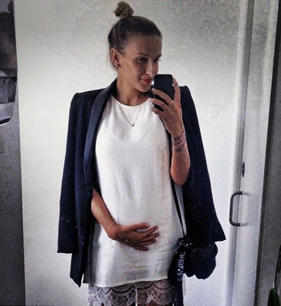 A Pregnant Model's Bizarrely Extreme Diet