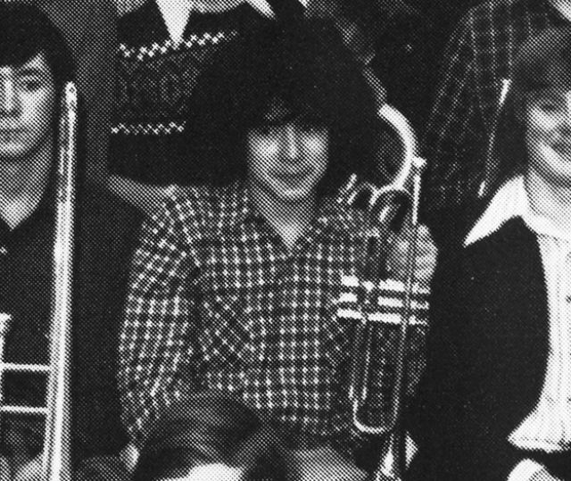 Celebs Who Were Once Band Geeks