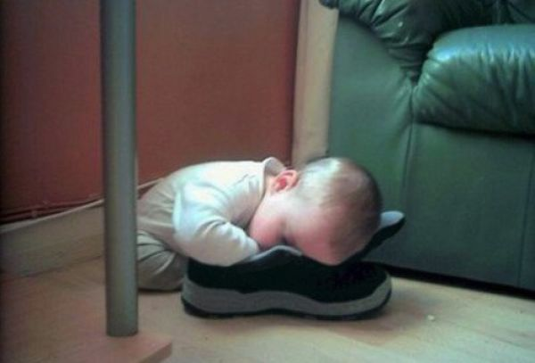 Odd and Unconventional Sleeping Places