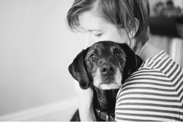 Poignant Portrait Pet Photography That Will Make You Cry