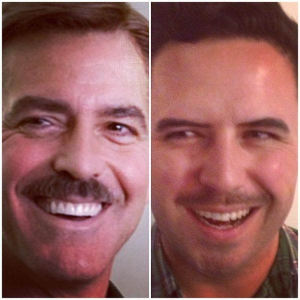 This Man's Movember Journey Is Like No Other…
