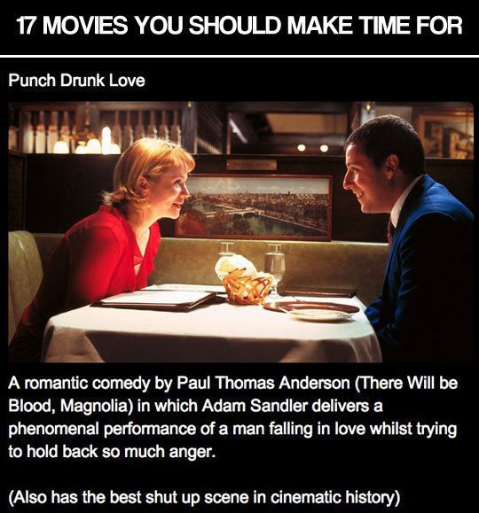 Great Movies You Need to Watch in this Lifetime
