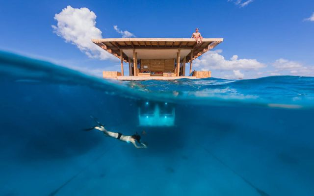 Now You Can Actually Sleep Under the Sea in Africa