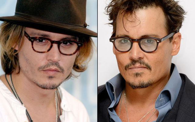 Past and Present Photos of Some of the Sexiest Male Celebs