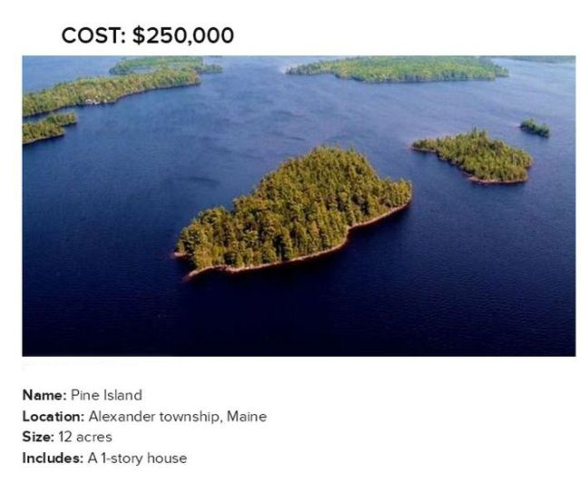Affordable Private Islands That the Average Person Could Actually Buy