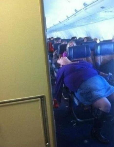 The Absolute Worst Things about Air Travel