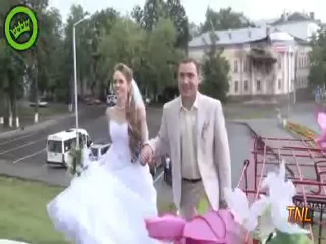 Only in Russia: 9 Minutes of Funny, Crazy and WTF Stuff
