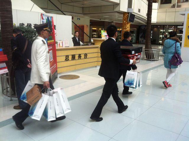 Nifty Solution to a Girl's Major Shoe Shopping Spree