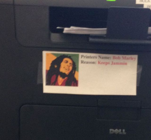 The Worst Things about Printers