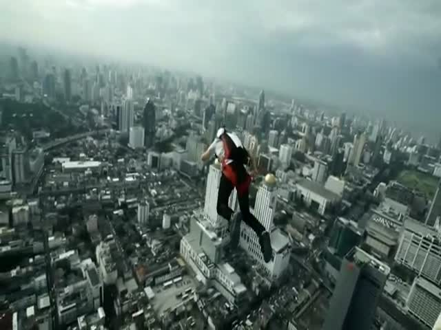 Beautiful Compilation of Badass Stunts and Extreme Activities