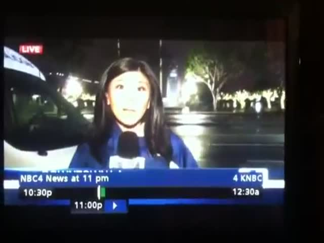 Breaking News Right Now in LA!