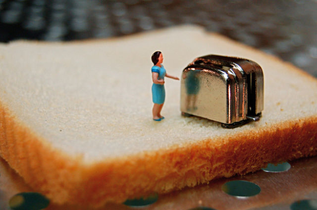 Life in Miniature Is So Much Cuter