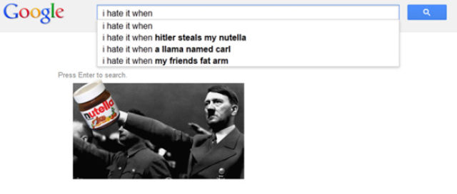The Craziest and Wackiest Google Suggestions of all Time
