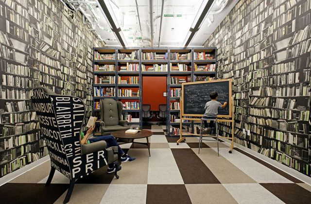 Dream Offices in Which You Wish You Worked